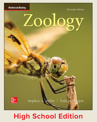 Zoology (Miller) cover